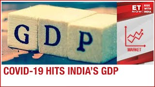 COVID-19 Affects India's Economic Growth, GDP Contraction To Hit Fiscal Math
