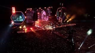 Coldplay - Charlie Brown HD Live San Siro Milano 4 luglio 2017