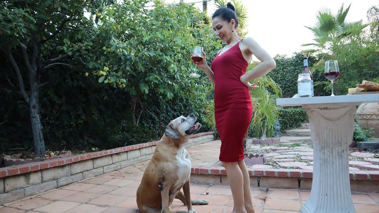 Ужин с Анжеликой - Джем из Слив и Нектаринов - Эгине - Семейный Влог - Heghineh Cooking Show