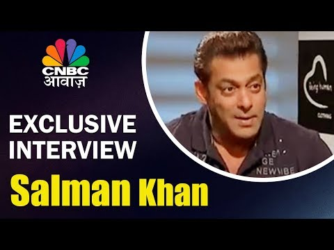 Exclusive Interview with Salman Khan