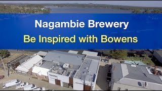 Nagambie Brewery - Be Inspired with Bowens
