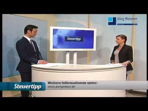 Betriebsprüfung - Steuerberater Aachen Köln Jörg Reimer bei Center TV Köln