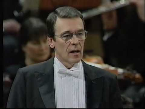 Michael Tippett (3) A Child of Our Time, CBSO Rattle Film