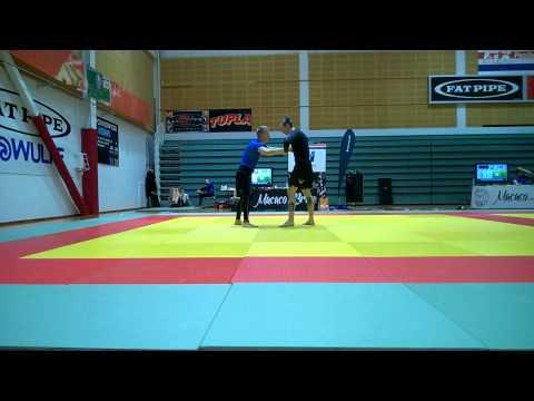 Vuorinen vs Karttunen NO-GI SM 2015