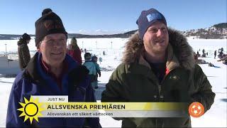 Allsvenska premiären i Östersund