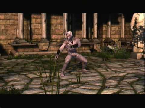 Deadliest Warrior Online Battle - Spartan Vs. Ninja