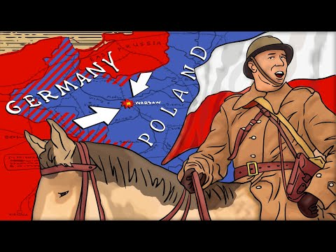 Invasion of Poland from the Polish Perspective | Animated History