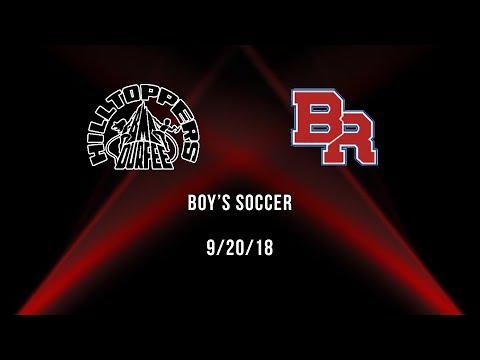 Durfee @ BR - Boys Soccer Sept. 2018