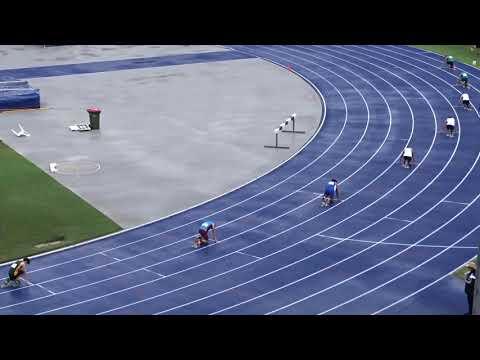 400m 17yrs Men Final, 1319yrs Schools State Championships, QSAC 15102017