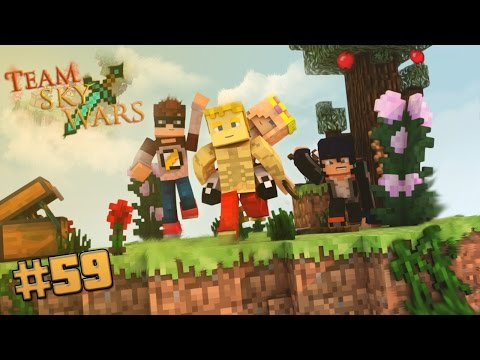 TEAM SKY WAR'S #59 DO BOM PVP ! C/Baby & Miss