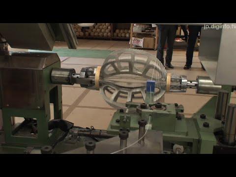 伝統工芸品のランタンを工業製品化