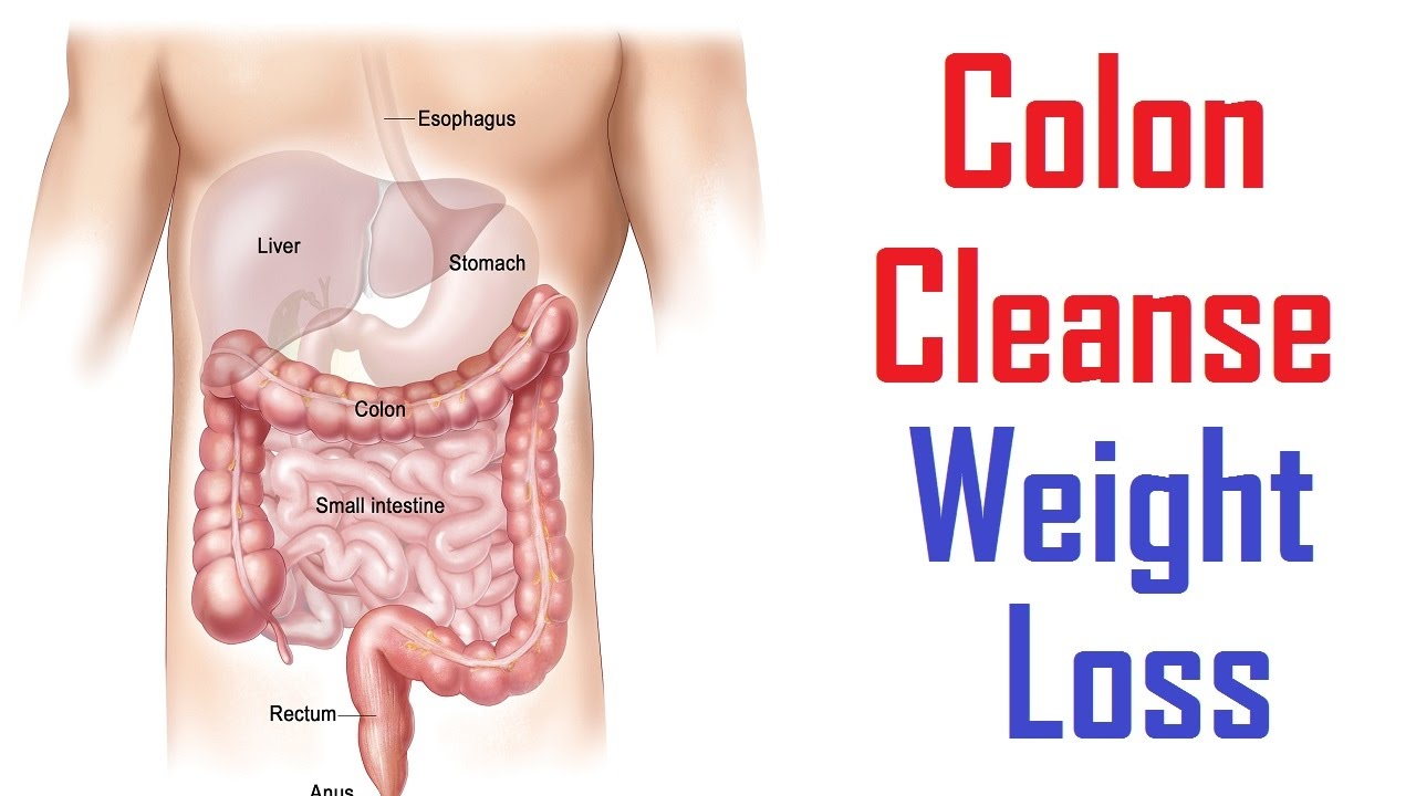 What is a colon cleanse for weight loss