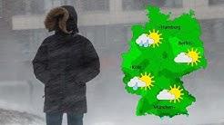 Wetter: Schnee, Schneeregen oder Regenschauer (11.02.2020)