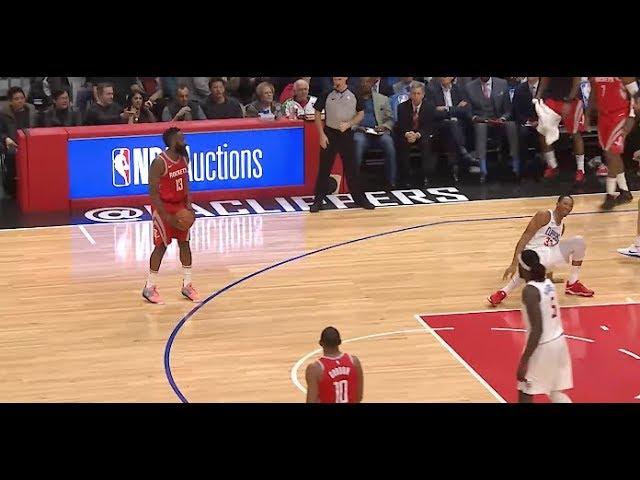 Humillación en la NBA: Harden ridiculiza a Johnson