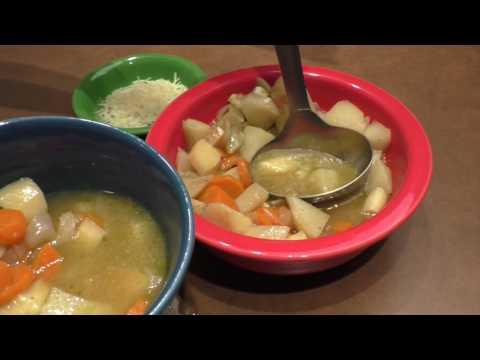 Healthy Root Vegetable Stew Recipe