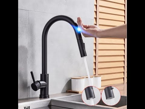 gappo stainless steel touch control
