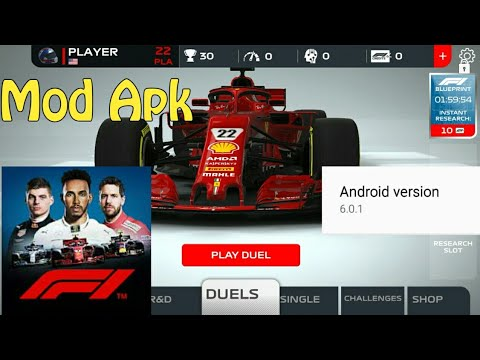 Download F1 Mobile Racing 2019 Apk + Mod Money + Data For Android