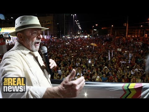 Lula Leads in Polls as Court Upholds Conviction