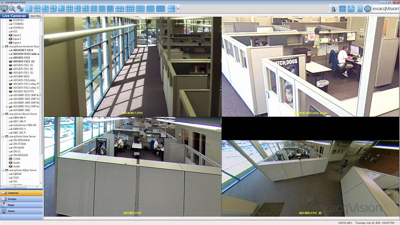 User Training Video Tutorials | Exacq from Tyco Security