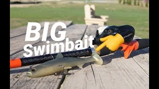 BIG SWIMBAIT FISHING CHALLENGE!! SUBSCRIBER LURES