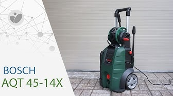 Rửa áp lực Bosch AQT 45-14X: Mạnh, nhiều đồ chơi ngon | Tinhte.vn