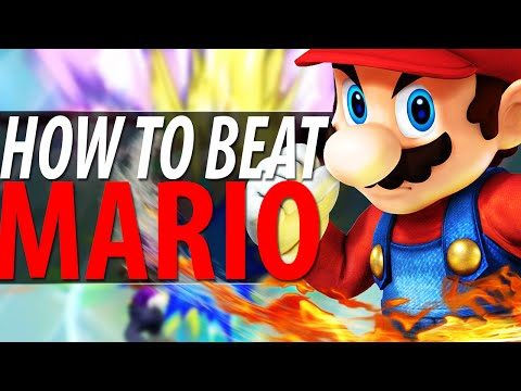 How To Beat: Mario (For Beginners) - Super Smash Bros Wii U - ZeRo