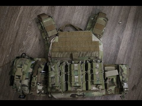 PLATE CARRIER SET UP- PART 1 - CHOOSING THE CARRIER - YouTube