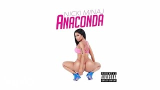 Nicki Minaj - Anaconda (Audio)(The Pinkprint Available now! http://smarturl.it/NickiPinkprntDlxExiT Nicki Minaj - Anaconda (Audio) Buy now! iTunes http://smarturl.it/NickiAnacondaiT Amazon ..., 2014-08-04T20:00:03.000Z)