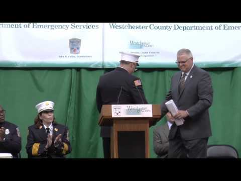 Westchester County DES Firefighter One Graduation July 13 2017