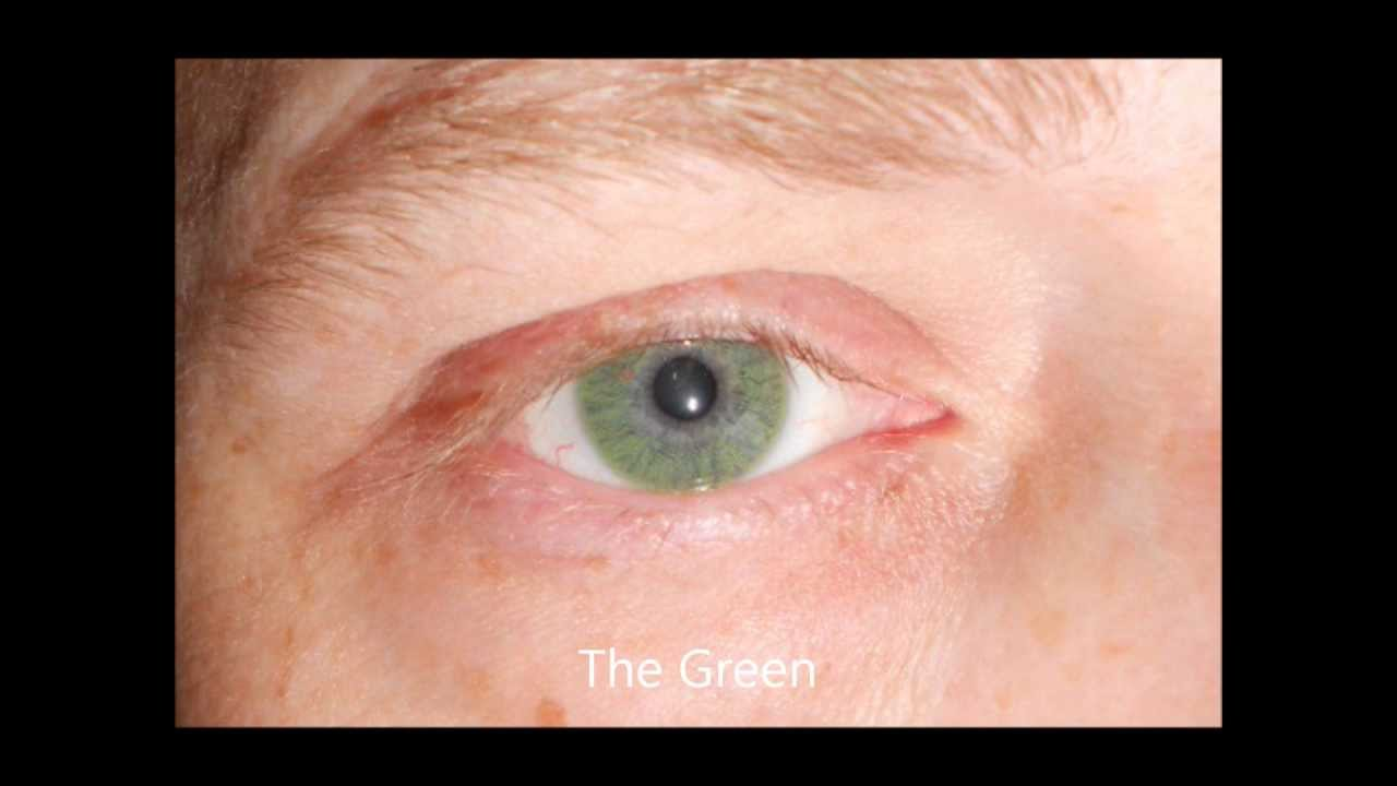 freshlook green color opeques youtube