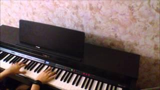 Editors - No Sound But The Wind (piano cover)