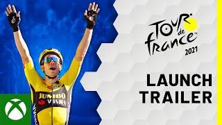 Tour De France 2021 - Launch Trailer