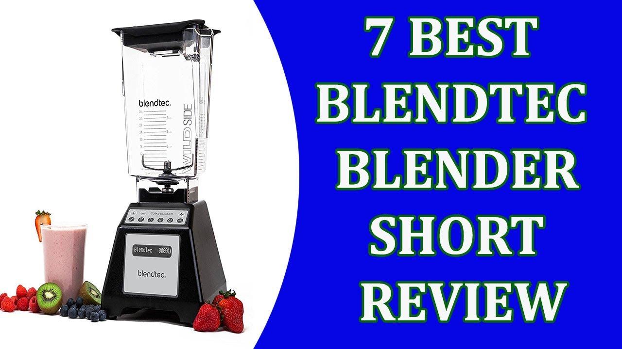 Blendtec Blender And Jars