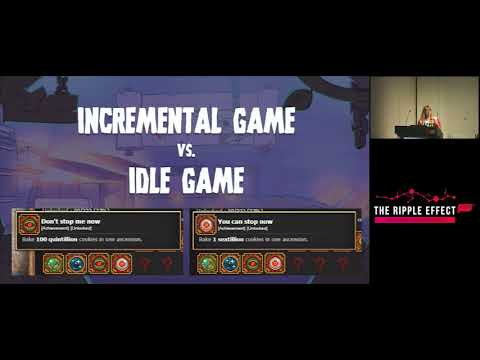 GCAP 2017: Idle By Design: UI/UX for Incremental Games
