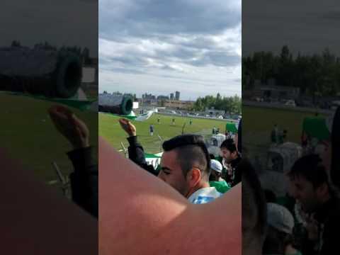 Club petroquimica gol vs cai desde la tribuna