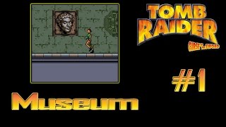 [Game Boy Color] Tomb Raider: Curse of the Sword - Museum | Level 1