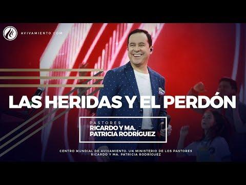 #62 Las heridas y el perdón - Pastor Ricardo Rodríguez