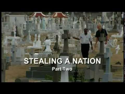 John Pilger - Stealing A Nation - Diego Garcia (Chago´s Island) [HD]