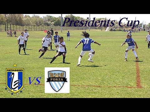 Far West Presidents Cup U12 Quarter Finals