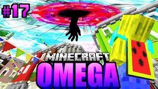 ER KOMMT aus DEM RISS?! - Minecraft Omega #017 [Deutsch/HD]