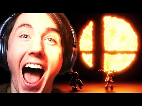 I CAN'T BELIEVE MY EYES... || Nintendo Direct 08.03.2018 REACTION