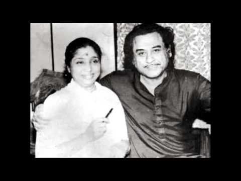 Asha Bhosle names Kishore Kumar as her favorite singer in a BBC interview
