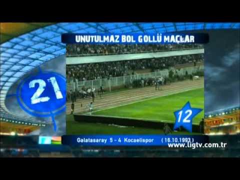 Süper Lig'de Unutulmaz Bol Gollü Maçlar