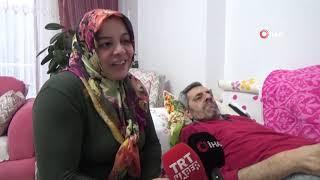 28 Yıldır 2 Engelli Çocuğuna ve Hasta Eşine Bakan Fedekar Anneye Sevindirici Haber