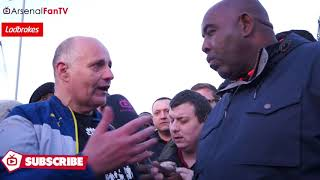 Man City 3-1 Arsenal | Wenger, If You Love The Club Leave Tomorrow!! (Claude)