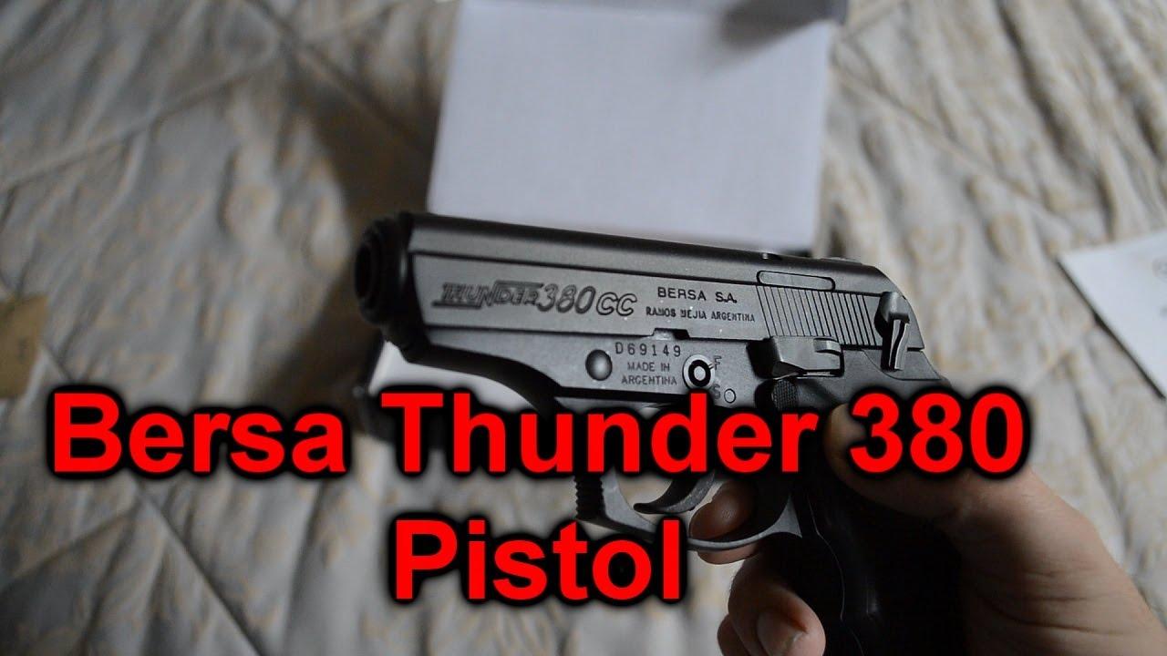 100+ Bersa Thunder 380 Review Youtube – yasminroohi