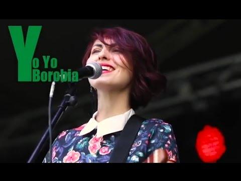 Yoyo Borobia - Touring around the world