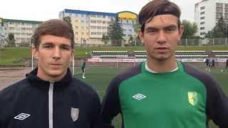 Павел Забелин и Максим Квенцер: обращение к болельщикам