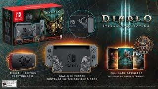 Diablo III: Eternal Collection Nintendo Switch Bundle Revealed
