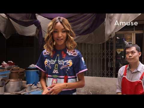 Jourdan Dunn - How it's Dunn Ep 1 of 2 (Full Episode) - Thai Cooking Show